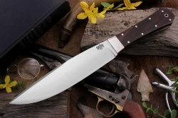 Нож охотничий BARK RIVER Rogue Desert Ironwood