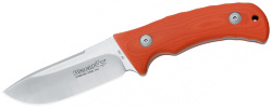 Нож охотничий FOX Black Fox Hunter Orange G10 BF-132