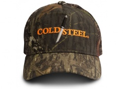 Бейсболка COLD STEEL Mossy Oak Hat 94HCH