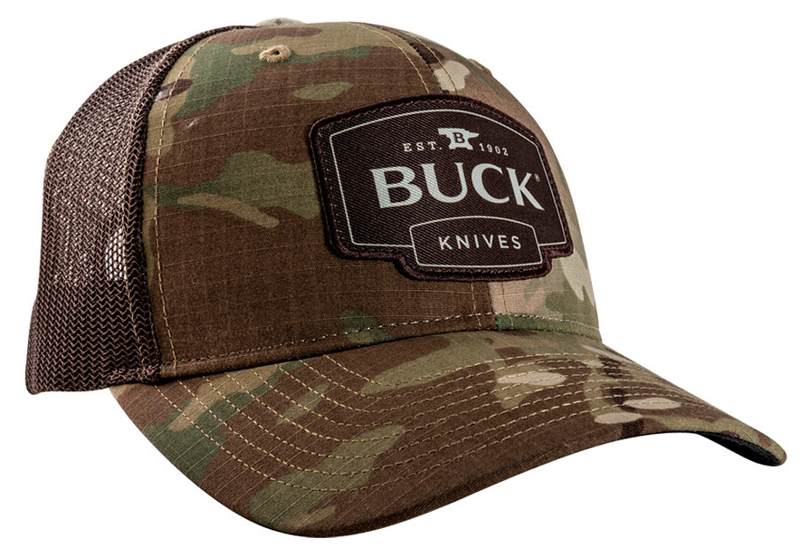 Бейсболка BUCK Multicam Hat 89146