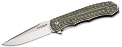 Нож складной Magnum by Boker Satin Green 01LG445